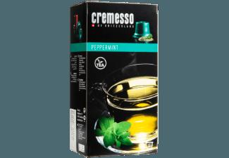 CREMESSO Cremesso Peppermint Tea 16 Kapseln Teekapseln Peppermint Tea (Cremesso Kapselmaschinen)