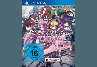Criminal Girls [PS Vita]