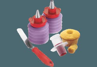 CUISIPRO 747159 Cupcake Set