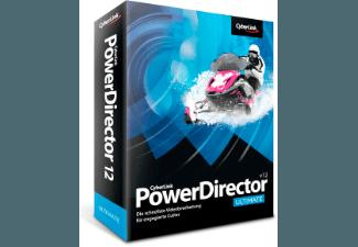 Cyberlink PowerDirector 12 Ultimate (Crossgrade)