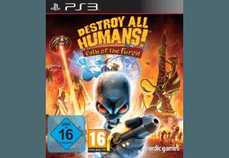 Destroy all Humans: Path of the Furon [PlayStation 3]