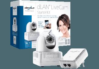 DEVOLO 1977 dLAN® LiveCam Starter Kit Powerline-Kamera