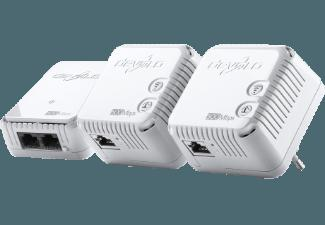 DEVOLO 9090 dLAN® 500 WIFI Network Kit HomePlug-Modem mit integriertem Access-Point