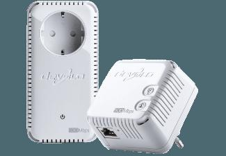 DEVOLO 9258 dLAN® AV WLAN 310 HomePlug-Modem mit integriertem Access-Point