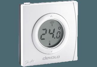 DEVOLO 9361 Home Control Raumthermostat Raumthermostat