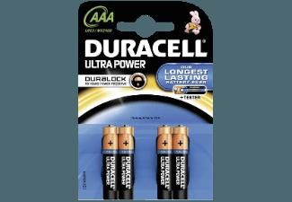 DURACELL 002692 Ultra Power-AAA Batterie AAA