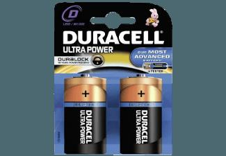 DURACELL 002906 Ultra Power-D Batterie D