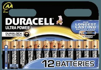 DURACELL 004030 Ultra Power-AA Batterie AA