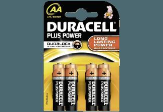 DURACELL 017641 Plus Power-AA Batterie AA
