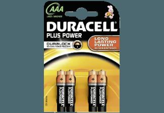 DURACELL 018457 Plus Power-AAA Batterie AAA