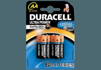 DURACELL 061156 Ultra Power-AA Batterie AA
