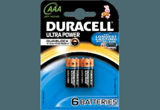DURACELL 061170 Ultra Power AAA Batterie AAA