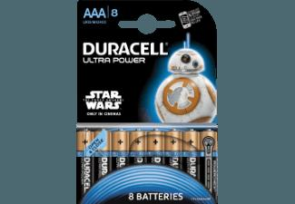 DURACELL Star Wars Sonderpack Ultra Power-AAA MN2400/LR03 Batterie AAA