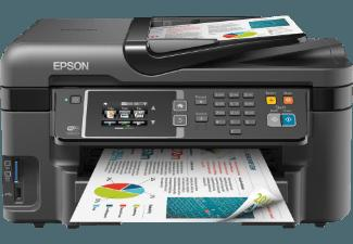 EPSON WorkForce WF-3620 DWF PrecisionCore™-Druckkopf 4-in-1 Multifunktionsgerät mit Duplexdruck WLAN
