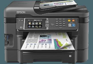 EPSON WorkForce WF-3640 DTWF Tintenstrahl 4-in-1 Multifunktionsgerät mit Duplexdruck WLAN