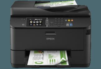 EPSON WorkForce WF-4630 DWF Tintenstrahl 4-in-1 Multifunktionsdrucker WLAN