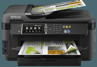 EPSON WorkForce WF-7610 DWF PrecisionCore 4-in-1 Multifunktionsgerät WLAN