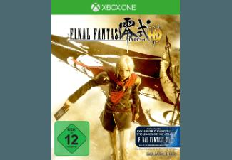 Final Fantasy Type-0 HD (FR4ME Limited Edition) [Xbox One]