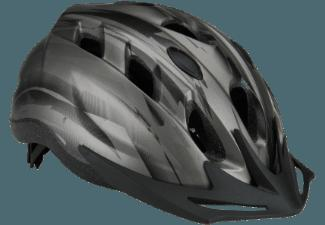 FISCHER Fahrradhelm Infusion City silber S/M 54-58