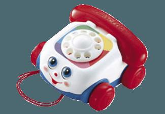 FISHER PRICE 77816 Plappertelefon Weiß/Rot/Blau