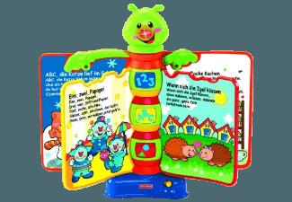 FISHER PRICE H8167 Lernspass Liederbuch
