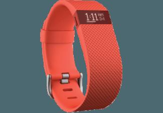 FITBIT Charge HR Large Orange (Activity-Tracker)
