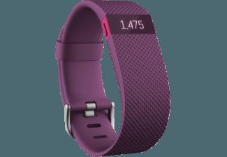 FITBIT Charge HR Large Pflaume (Activity-Tracker)
