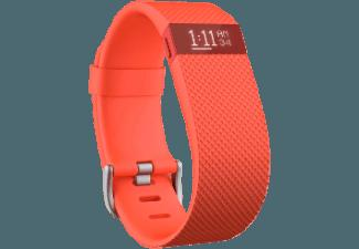 FITBIT Charge HR Small Orange (Activity-Tracker)