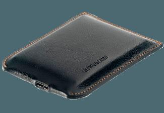 FREECOM Mobile Drive XXS Leather 1TB  1 TB 2.5 Zoll extern