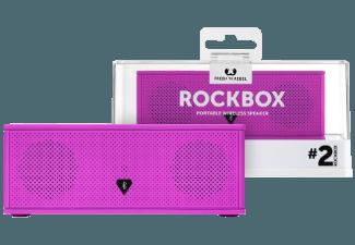 FRESH N REBEL Rockbox #2 Dockingstation Lila