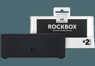 FRESH N REBEL Rockbox #2 Dockingstation Schwarz
