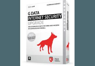 G Data InternetSecurity 2015 3 PC (Upgrade)