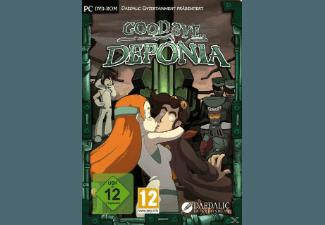 Goodbye Deponia [PC]
