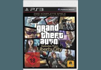 Grand Theft Auto: Episodes from Liberty City [PlayStation 3]
