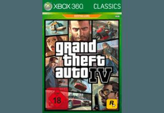 GTA 4 - Grand Theft Auto IV [Xbox 360]