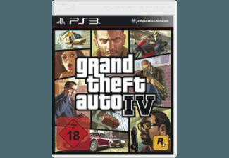 GTA IV [PlayStation 3]