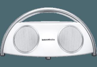 HARMAN KARDON GO   PLAY Wireless Dockingstation Weiß
