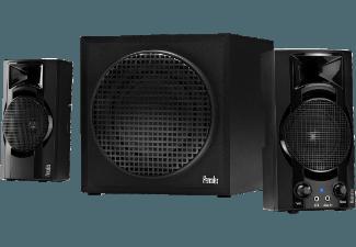 Bedienungsanleitung HERCULES XPS 6.6 BassBoost PC-Lautsprecher