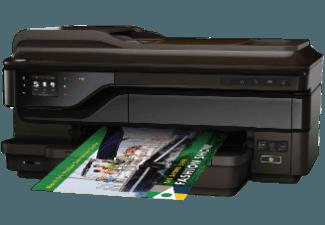 HP Officejet 7612 Tintenstrahl 4-in-1 Multifunktionsdrucker WLAN