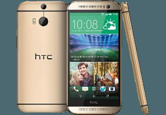 HTC One (M8) 16 GB Amber Gold