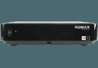 HUMAX HD Nano Eco  (PVR-Funktion, HD  Karte inklusive, DVB-S, Anthrazit)