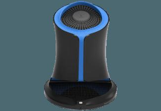 ILUV Speaker SYRENBLU Dockingstation Blau