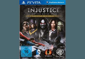 Injustice: Götter unter uns (Ultimate Edition) [PlayStation Vita]
