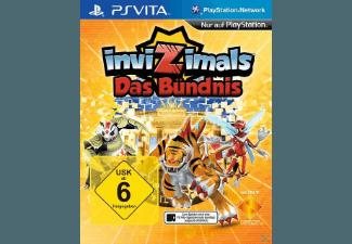 Invizimals: Das Bündnis [PlayStation Vita]