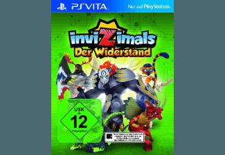 Invizimals: Der Widerstand [PlayStation Vita]