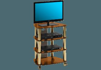 JAHNKE CU-SR 640 bronze messing TV-Rack