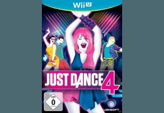 Just Dance 4 (Software Pyramide) [Nintendo Wii U]