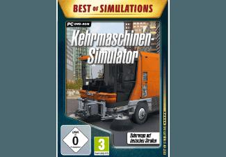 Kehrmaschinen-Simulator 2011 (Best Of Simulations) [PC]
