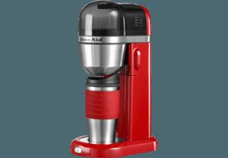 bedienungsanleitung kitchenaid 5kcm0402eer kaffeemaschine empirerot thermobecher mit 540 ml. Black Bedroom Furniture Sets. Home Design Ideas