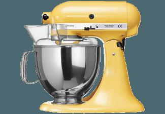 Kitchenaid 5ksm7580xeca Artisan K C3 Bcchenmaschine Schwarz 500 Watt